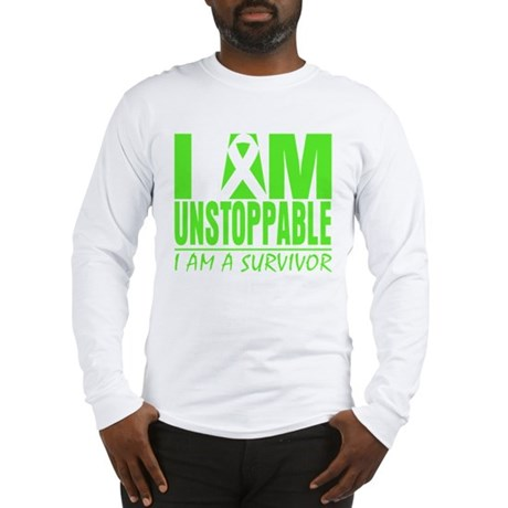 Unstoppable Non-Hodgkins Long Sleeve T-Shirt