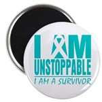 Unstoppable Ovarian Cancer Magnet
