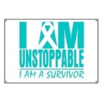 Unstoppable Ovarian Cancer Banner