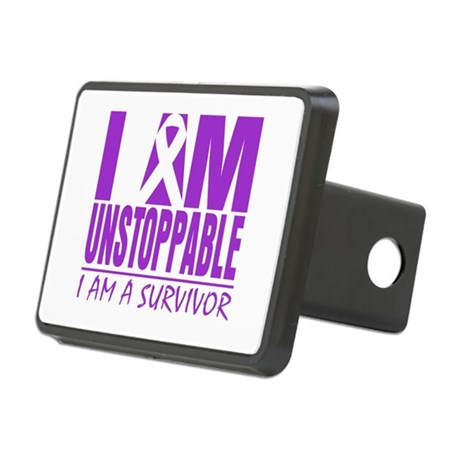 Unstoppable Pancreatic Cancer Rectangular Hitch Co