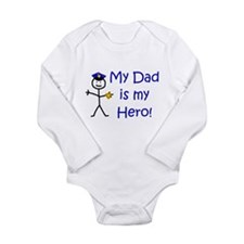 Funny Police baby Long Sleeve Infant Bodysuit