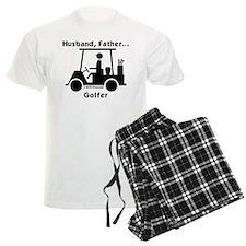 Husband, Father, Golfer Pajamas