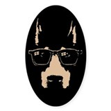 Dobe Glasses Decal