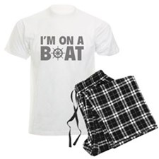 I'm On A Boat Pajamas