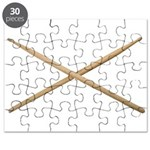 DRUMSTICKS III Puzzle