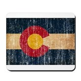 Colorado Flag Mousepad