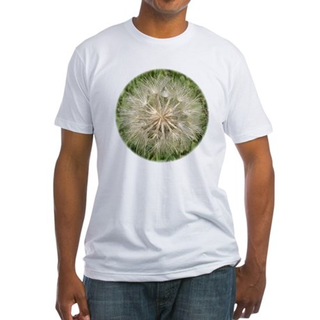 Milkweed Seeds Fitted T-Shirt