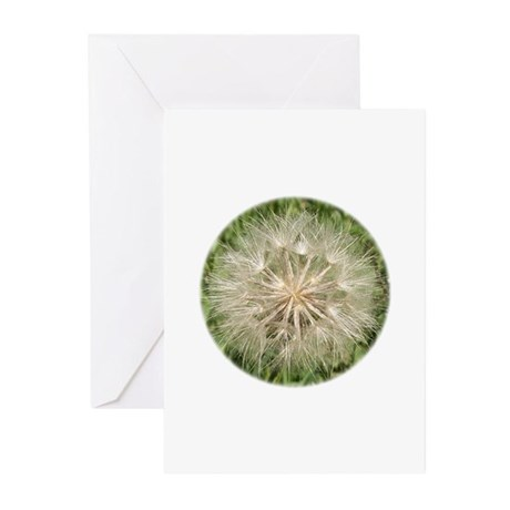 Milkweed Seeds Greeting Cards (Pk of 10)