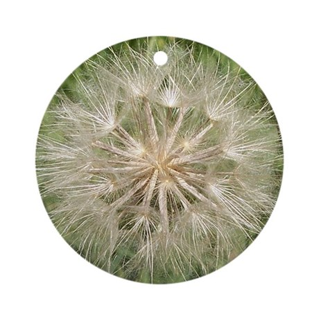 Milkweed Seeds Ornament (Round)