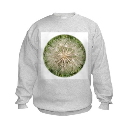 Milkweed Seeds Kids Sweatshirt