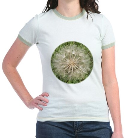 Milkweed Seeds Jr. Ringer T-Shirt