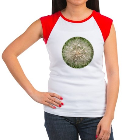 Milkweed Seeds Women's Cap Sleeve T-Shirt