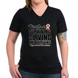 Thriving Endometrial Cancer Shirt