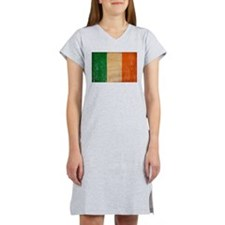 Ireland Flag Women's Nightshirt