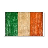 Ireland Flag Car Magnet 20 x 12