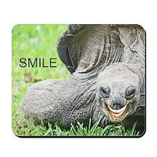 Smiling Tortoise Mousepad