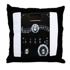 Clicker Throw Pillow