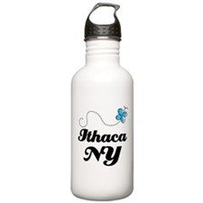 Ithaca New York Water Bottle