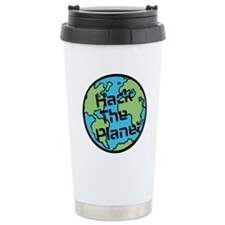 Hack The Planet Ceramic Travel Mug