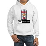 Whoop ass Hooded Sweatshirt