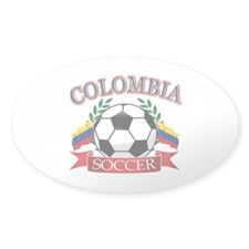 Colombia Soccer designs Decal