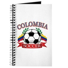 Colombia Soccer designs Journal