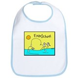 Fish'nSchool 2 Bib