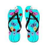 retired principal 1.PNG Flip Flops