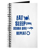 Eat Sleep Scuba Dive Journal
