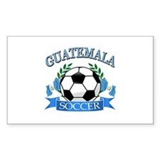 Guatemala Soccer designs Decal