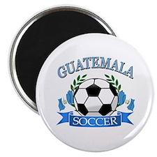 Guatemala Soccer designs Magnet