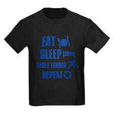 Eat Sleep Table Tennis T