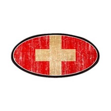Switzerland Flag Patches