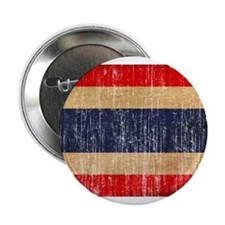 "Thailand Flag 2.25"" Button"