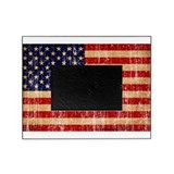 United States Flag Picture Frame