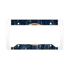 Virginia Flag License Plate Holder