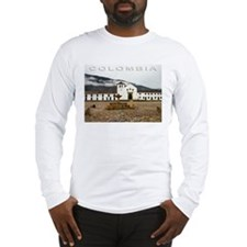 Villa de Leyva Long Sleeve T-Shirt