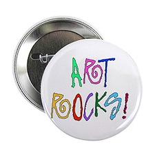 """Art Rocks 2.25"""" Button (10 pack)"""