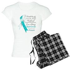Cervical Cancer Survivor Pajamas