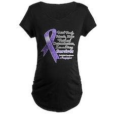 Strong Hodgkins Lymphoma T-Shirt