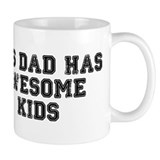 This Dad Has Awesome Kids Coffee Mug