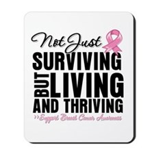 Thriving - Breast Cancer Mousepad
