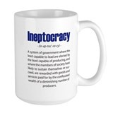 Ineptocracy Mug