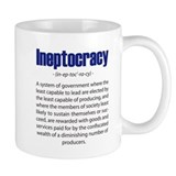 Ineptocracy Small Mugs