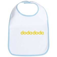 doda doda (yellow) Bib