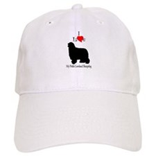 Polish Lowland Sheepdog Baseball Cap