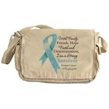 Strong Prostate Cancer Messenger Bag