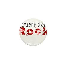Seniors 2012 Rock Mini Button (100 pack)