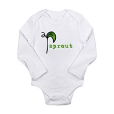 Unique Baby punk Long Sleeve Infant Bodysuit