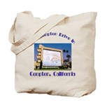 Compton Drive-In Tote Bag